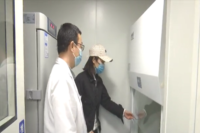 乌海市首个移动方舱实验室即将投入使用