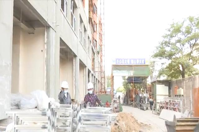 """乌海市:点石成金 让""""问题楼盘""""重焕生机"""