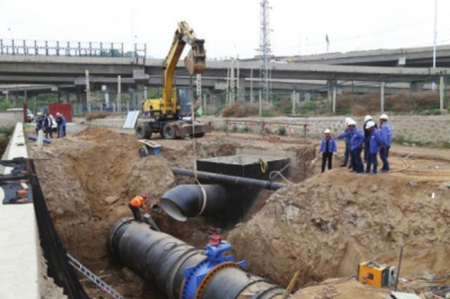 通辽市加强供水基础设施建设保障城市用水需求