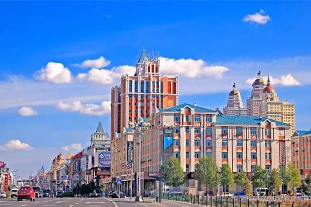 内蒙古满洲里两个街道调整为中风险地区