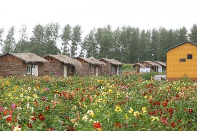 兴安盟村民韩永胜:旅游景点 建在了家门口