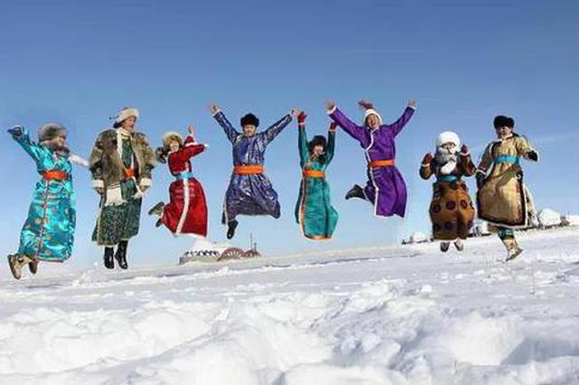 爱上内蒙古 丨 呼伦贝尔的冬天 美得真任性