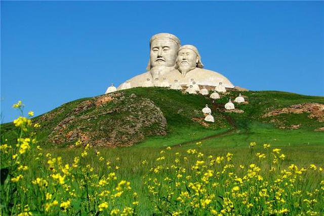 """爱上内蒙古 丨 4分钟飞""""阅""""霍林郭勒市"""