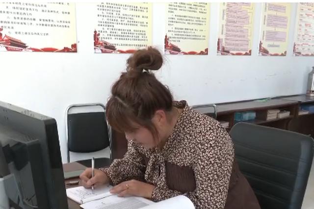 弘扬蒙古马精神丨贾抒婷校学生:从脱贫户到扶贫专干