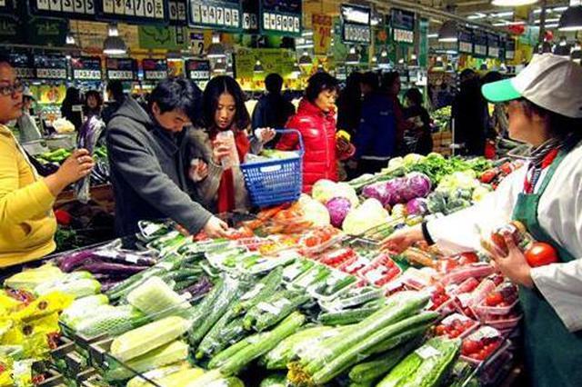通辽科尔沁区11月下旬城镇居民食品价格稳中有所波动