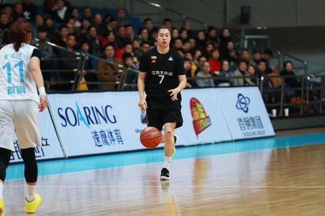 女篮联赛半空时:第二阶段比赛开打 内蒙古豪取十连胜