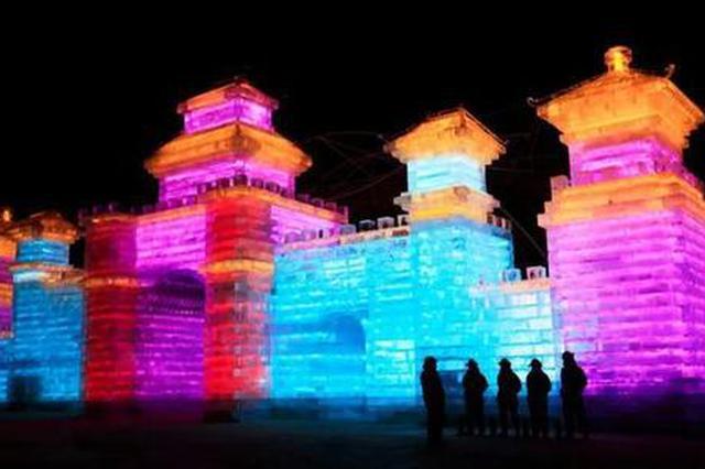 内蒙古包头市首届冰雪文化和旅游季拉开帷幕