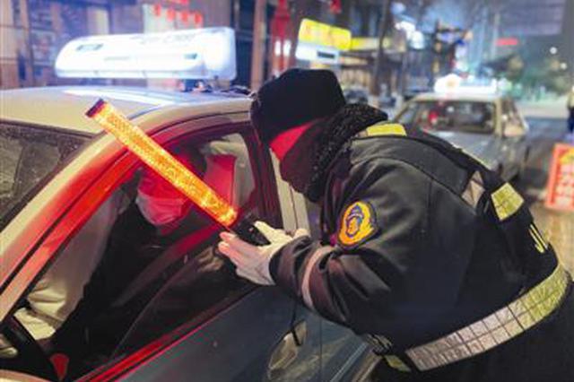 通遼市針對出租汽車行業專項整治行動初見效了