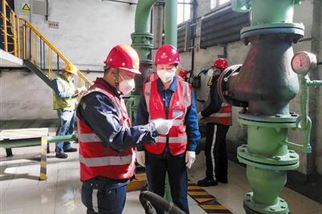 通辽市霍煤鸿骏铝电公司开展了设备安全大检查