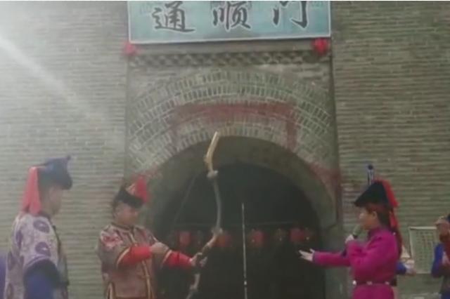 内蒙古特色旅游项目:蒙古族传统婚礼为年味添喜