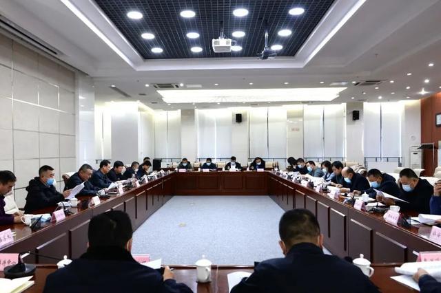 二连浩特扎实部署信访安保各项工作迎接全国两会