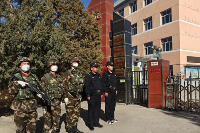 """内蒙古杭锦后旗公安局全力护航 守护""""少年的你"""""""