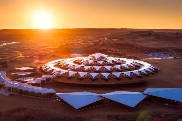 100個最美觀景拍攝地——響沙灣