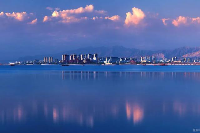 100個最美觀景拍攝地——烏海湖