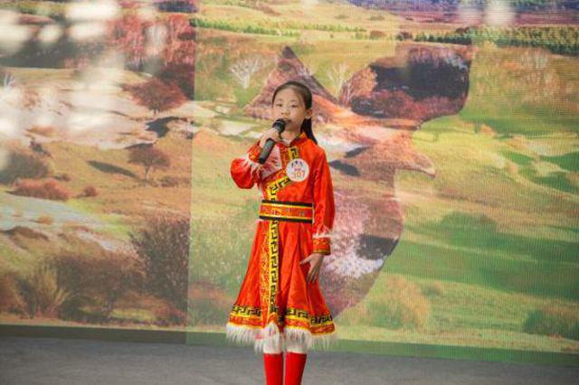 耶律小勇講故事大賽在赤峰舉辦