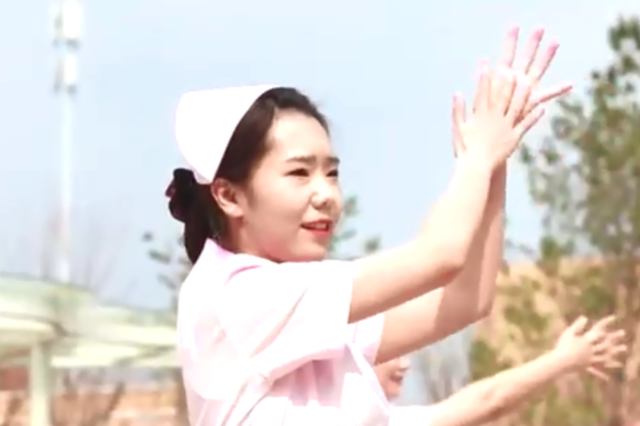 世界卫生日丨《洗手舞》呼吁公众加强卫生意识