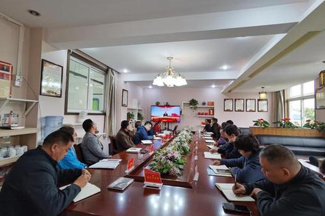 內蒙古科左中旗:學習黨史勵初心 汲取力量擔使命