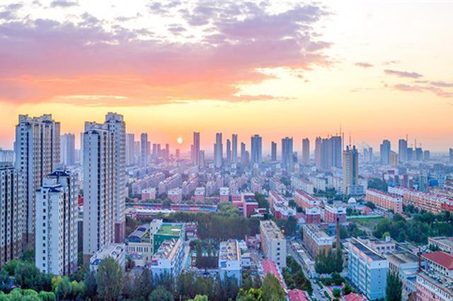"""爱上内蒙古 丨 飞""""阅""""春日通辽 俯瞰科尔沁大地上的草原名城"""