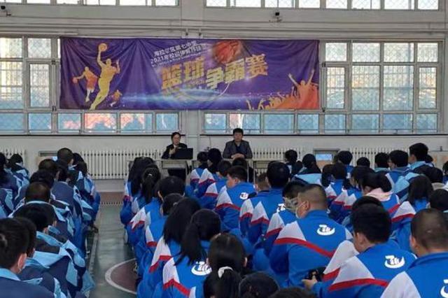 呼伦贝尔海拉尔区检察院为民办实事 法伴少年行 护航青春路