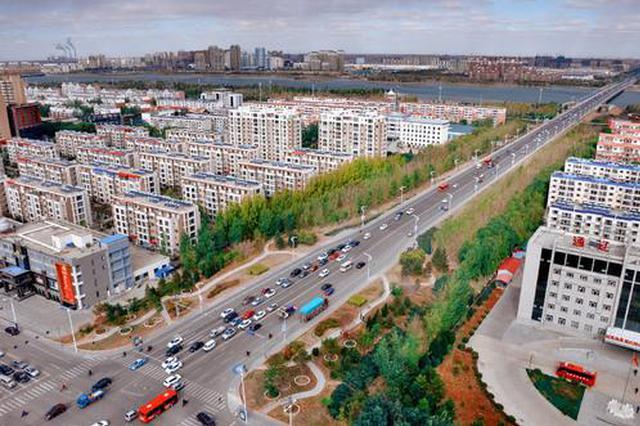 内蒙古通辽开发区优环境促提升 项目建设如火如荼