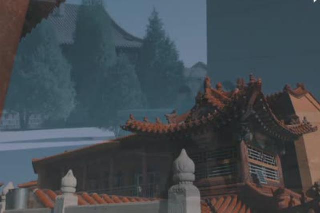 内蒙古网红打卡地 丨 坐落在河套平原上的甘露寺