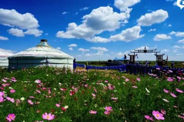 内蒙古网红打卡地 丨 鄂尔多斯草原旅游区