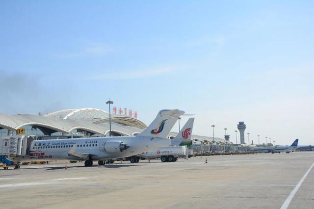 呼和浩特机场:新建指廊投入使用