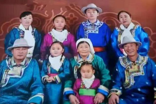 """""""国家的孩子""""娜仁高娃:见证民族团结一家亲"""