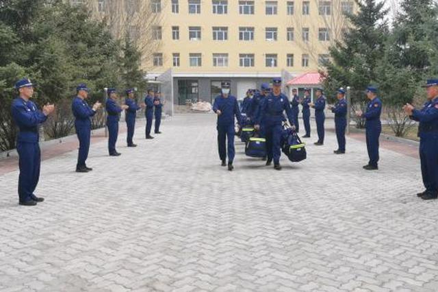 """锡林郭勒盟森林消防支队制定""""三项""""举措"""