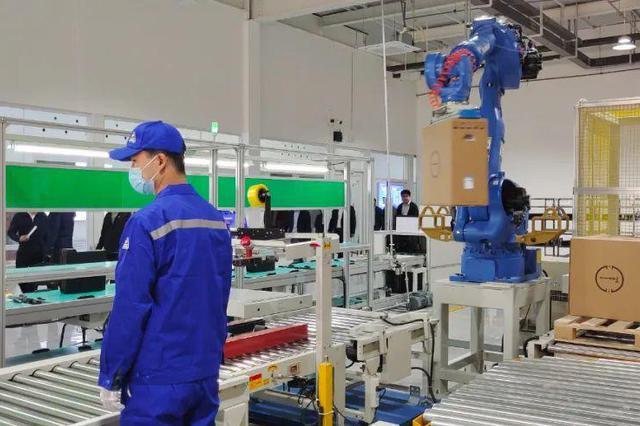 内蒙古首条网信产品自主安全生产线建成投产