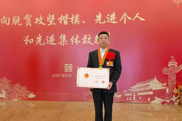 """王汉文:扎根乡村15年成为老乡的""""知心人"""""""