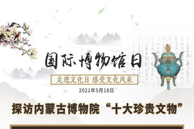 """国际博物馆日丨探访内蒙古博物院""""十大珍贵文物"""""""