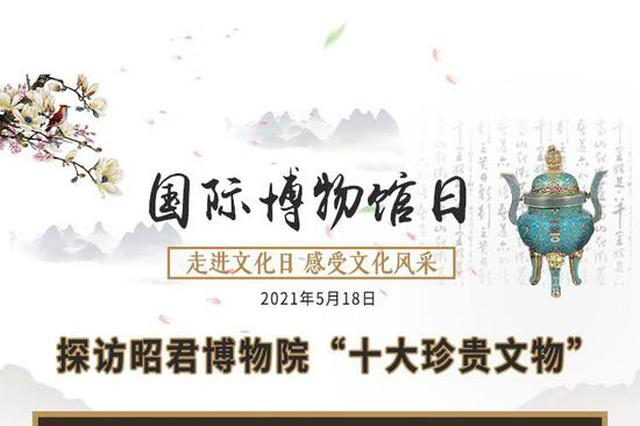 """国际博物馆日丨探访昭君博物院""""十大珍贵文物"""""""