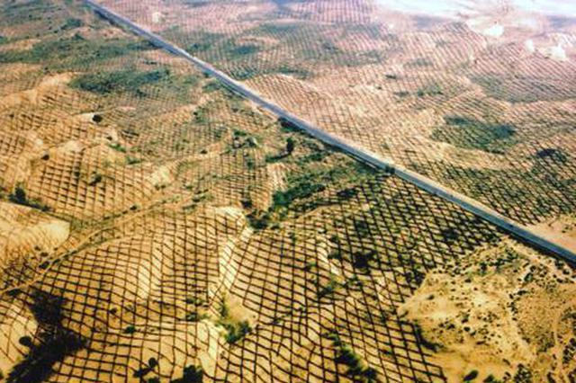 约等于3个北京!内蒙古5年治理沙化土地近7200万亩