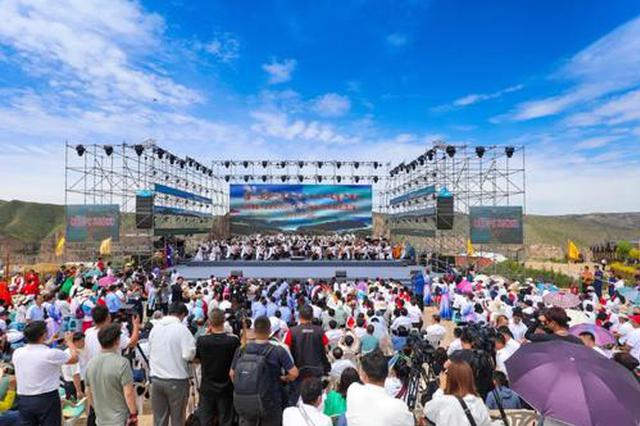 内蒙古黄河几字弯生态文化旅游季启幕