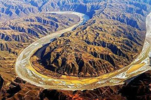 """黄河古堡摇变""""北方小三峡"""":藏在内蒙古""""穷乡僻壤""""里的中"""