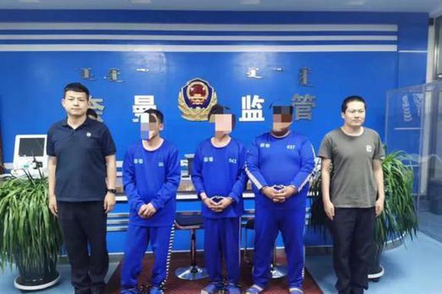 50余座供电铁塔塔材被盗 内蒙古警方机智擒贼