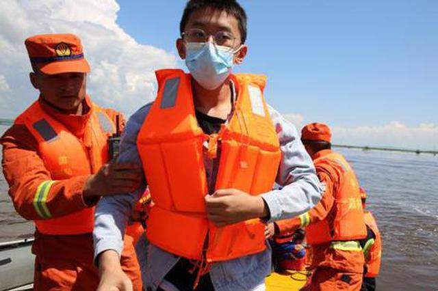 400余名师生被困 内蒙古大兴安岭森林消防紧急救援