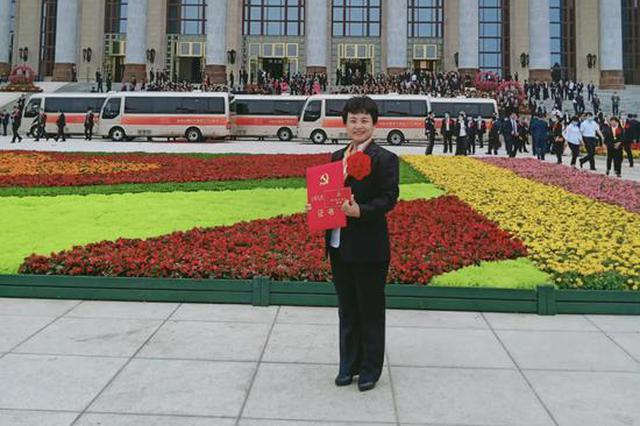 全国优秀共产党员:李珺