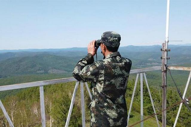 内蒙古大兴安岭摩天岭瞭望塔:38年红色沃土上的绿色印章
