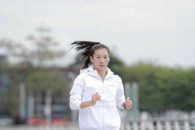 """田径运动员史立莹:""""在东京奥运会,我会默默为中国队加油"""""""