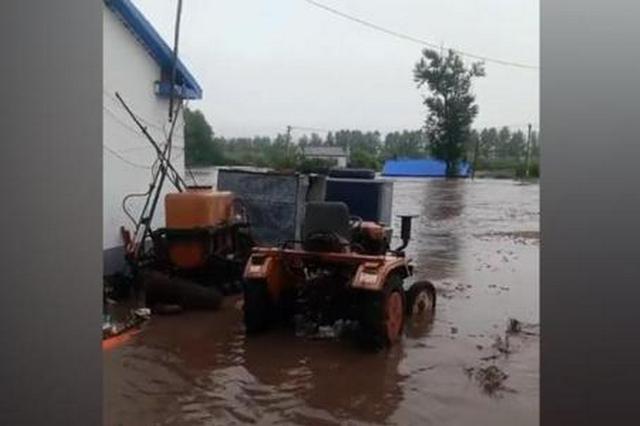 呼伦贝尔两水库垮坝:16660人受灾、22座桥梁被毁