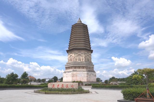 大明塔  全國第一大塔見證繁華中京盛世