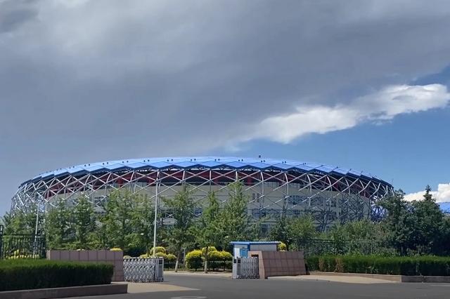"""赤峰市體育中心:彰顯內蒙古人民永不服輸的""""蒙古馬精神"""""""