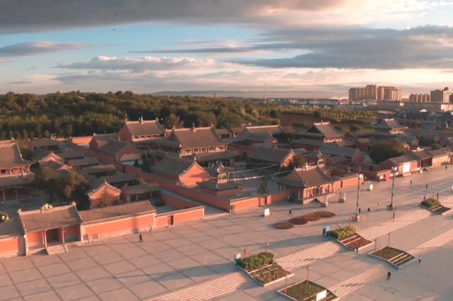 錫林郭勒草原閃耀紅色光芒  重溫貝子廟的革命歲月