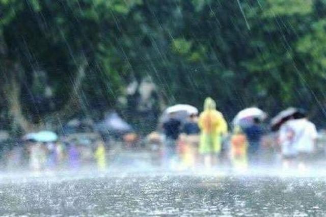 内蒙古东部将有强降雨天气