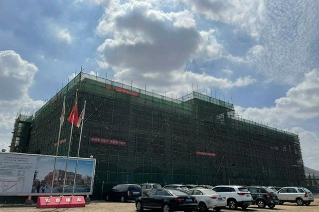 烏海市海南區:中蒙俄特色貿易區建設正酣