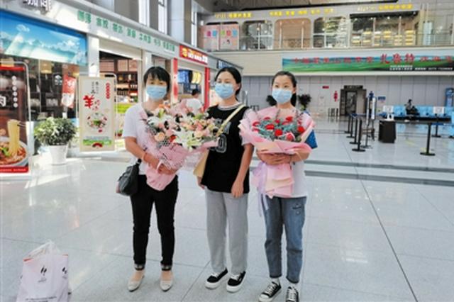 通遼市第11例造血干細胞捐獻志愿者順利返通