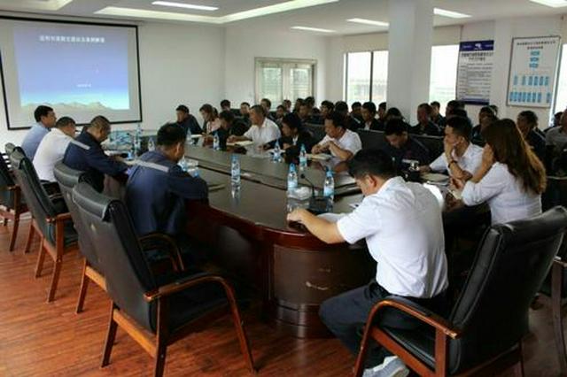 通遼市道路交通事故預防工作聯席會議召開