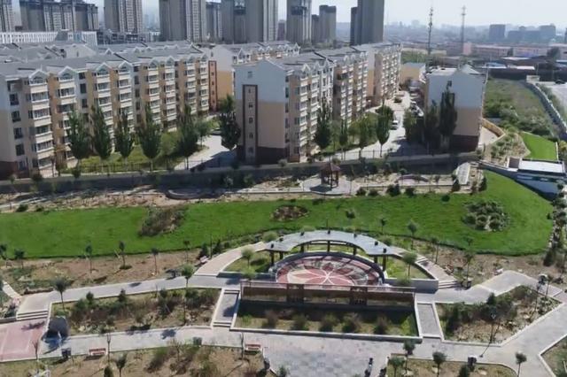 """""""口袋公園""""——包頭市居民家門口的綠地"""